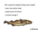 Fish in diet